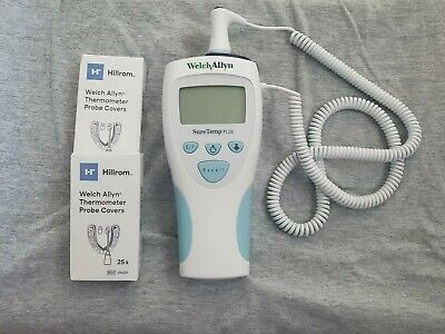 Used Welch Allyn Sure Temp Plus Model 692 With 2 Box Probe Covers.