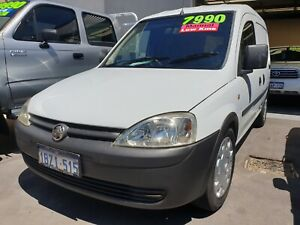 2005 Holden Combo low km van Wangara Wanneroo Area Preview
