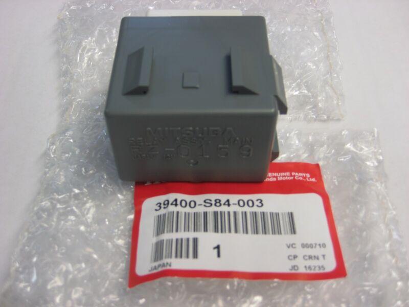 Другое 39400 S84 003 Acura 01 03 Cl 99 3 2tl 02 Mdx Oem Honda Main Fuel Relay