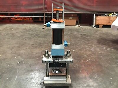 Pneumatic Press Most Likely By Jtm Janesville Tool