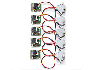 5pcs-DC-5V-Stepper-Step-Motor-Driver-Test-Module-Board-ULN2003-For-Arduino