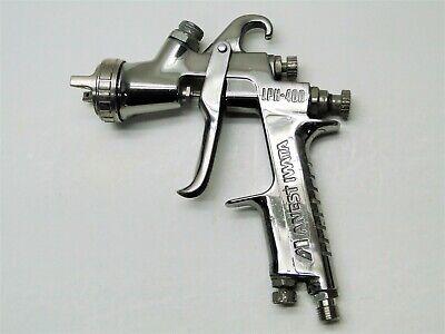 Anest Iwata Lph-400 Paint Spray Gun With Lph-400-lv4 Hvlp Cap 400lv 1.8mm Tip