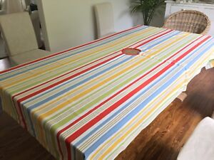 Outdoor Table Cloth for patio set or picnic table