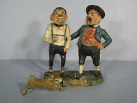 Sculpture Animated Caricature German / Sculpture Character Germany 20th -  - ebay.co.uk