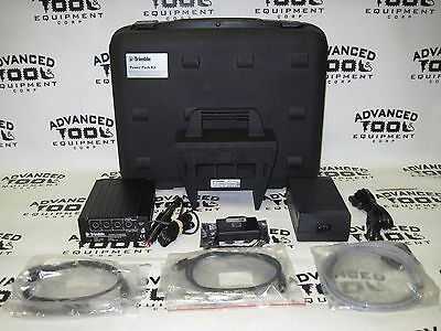 Trimble Power Pack Kit Super Charger For 5600 Focus 10 Total Station Geodimeter