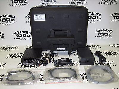 Trimble Power Pack Kit Super Charger For 5600 Focus 10 Total Station Geodimeter