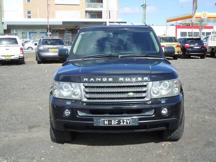 2007 Land Rover  Rover Sport TDV6 Auto 4x4 MY08