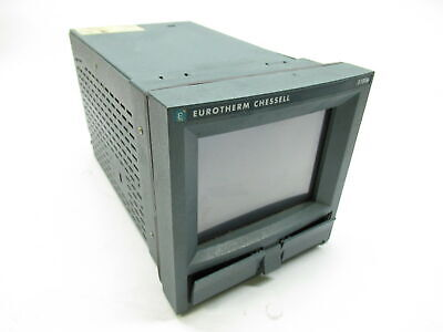 Eurotherm Chessell Video Graphics Recorder 5100e 2