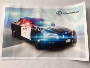 BRAND NEW DODGE CHARGER POSTER!!! OPP EDITION!!!
