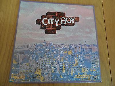 CITY BOY - 2 LP'S - YOUNG MEN GONE WEST / CITY BOY