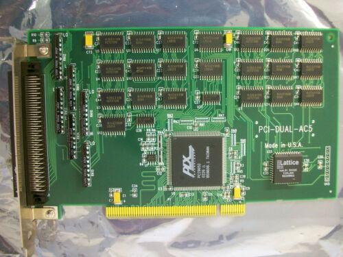 Measurement Computing PCI-DUAL-AC5