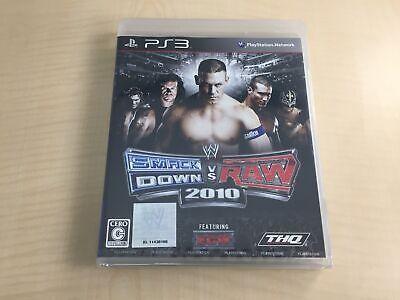 WWE 2010 Smackdown vs Raw - PS 3 comprar usado  Enviando para Brazil