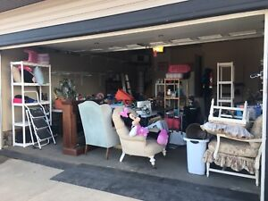 BIG GARAGE SALE / Moving Sale / Downsizing