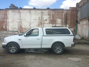 1998 Ford F-150 triton v8 short box