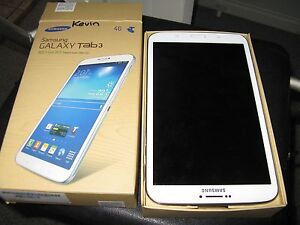 Samsung Galaxy Tab 3 , 8 inch Super clear LCD Edmonton Cairns City Preview