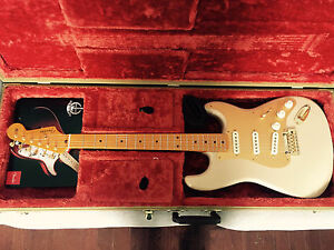 Fender 60th anniversary 50s classic player stratocaster