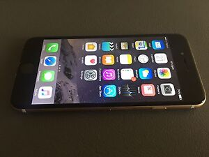 IPhone 6 - Space Gray/Gold - 16GB - Okay condition Bonnyrigg Heights Fairfield Area Preview