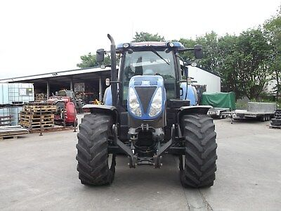 (N) New Holland T7.210 Tractor - 61156618