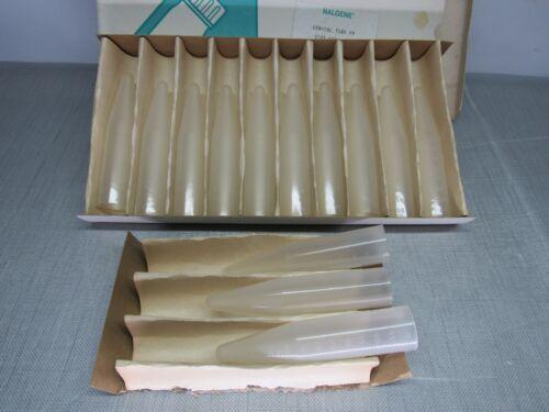 Nalgene 3103-0050 Conical Tube PP  Size 50mL Lot of 13