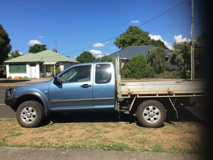 Rare 2004 RA Rodeo 4wd diesel space cab 140+ kW Warragul Baw Baw Area Preview