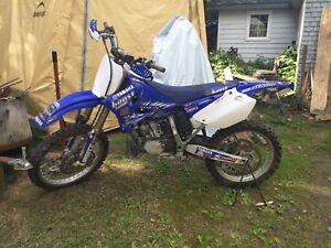 2005 Yamaha YZ 250