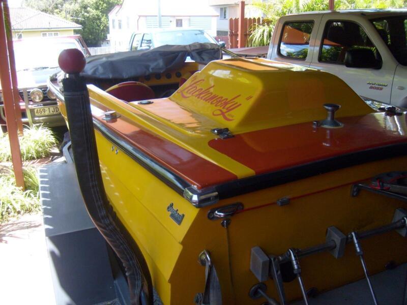 Raider Boats Raider 18 18 Foot Ski Boat With All The