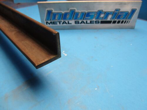"""A-36 Hot Rolled Steel Angle 1-1/2"""" x 1-1/2"""" x 12"""" x 1/4"""" Thick-->ANGLE IRON"""