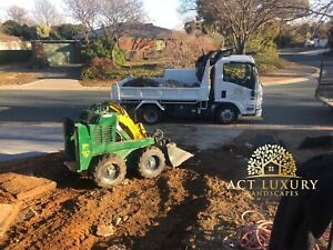 Kanga and tipper hire Harrison Gungahlin Area Preview