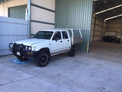 Toyota Hilux Dual Cab Kippa-ring Redcliffe Area Preview