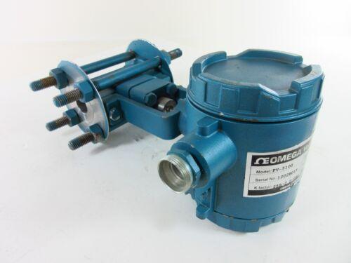"""Omega FV-510G Vortex Flowmeter 1"""" inch valve"""