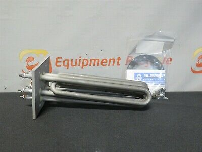 Mr. Steam 39183f Cu Commercial Water Heating Heat Element 18kw 480 3 Phase New