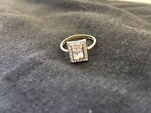 14k Gold Ring Wamberal Gosford Area Preview