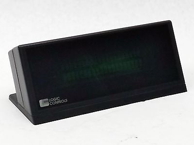 Logic Controls Td3000-bk Black Rj-11 Pos Customer Table Top Display Ld9-pd3-7