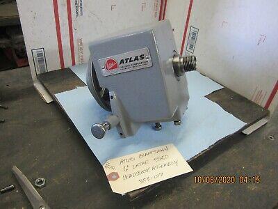 Atlas Craftsman 6 Lathe 3950 Model Headstock Assembly.