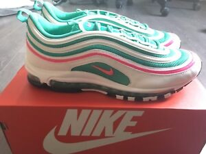size 11.5 brand new Nike air max 97 South Beach