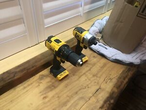 Brand new dewalt 20v drill and impact