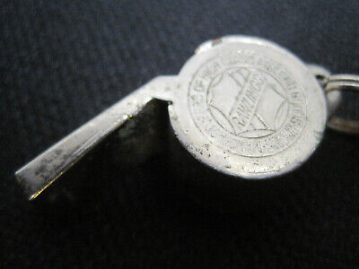 Vintage THE ACME THUNDERER Whistle-Made in ENGLAND-RAWLINGS Athletic Goods