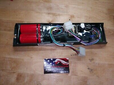Whelen Ub412 Strobe Power Supply Without Cables 9m 9u Edge 9000 Light Bar