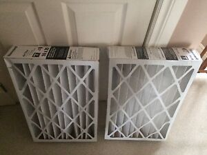 Filters 16x25x4 - 2 pack