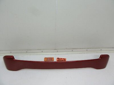 SPOILER WING OFF HATCH TAILGATE G2 REDFIRE METALLIC RED LIFTGATE LIFT GATE TRUNK
