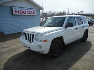2007 Jeep Patriot 4WD 4dr Sport