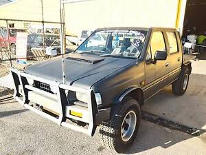 Wrecking 92 #Holden #Rodeo TF DCab #Ute MT #4WD 160502 Port Adelaide Port Adelaide Area Preview