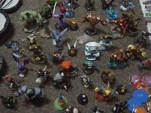 Skylanders 53 figurines with 3 portals 3 games ps3 Rockdale Rockdale Area Preview