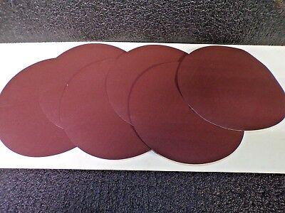 6pk Arc Abrasives 12 Coated Psa Sanding Disc 180 Grit Self Stick K