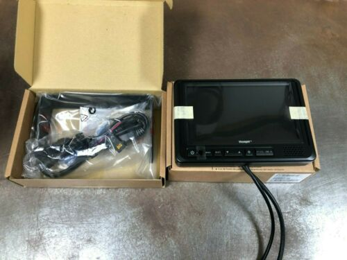 "Voyager Backup Camera System  AOM-713 Color 7"" Monitor ASA"