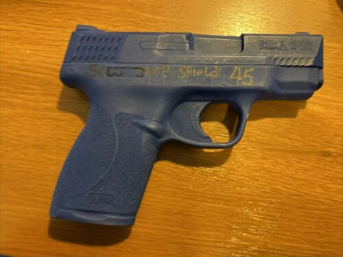 Rings Blue Gun Smith & Wesson M&P Shield 45
