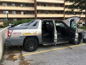 2002 Chevrolet Avalanche Z71 Pick Up Truck Auto Start No Rust!!!