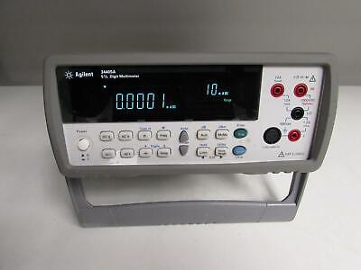 Agilent 34405a Digital Multimeter 5.5 Digit