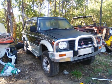 2.inch lift kit pajero Witheren Ipswich South Preview