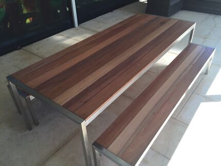 Outdoor / indoor dining tables - made to order